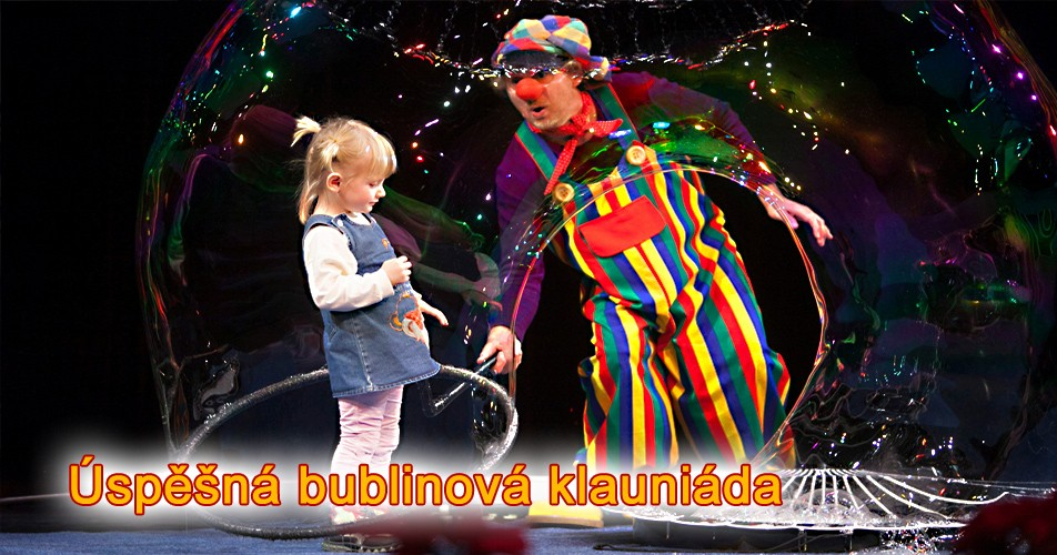 ... BubbleShow Pavel Roller